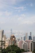 Views of Hong Kong from The Peak, Victoria Peak