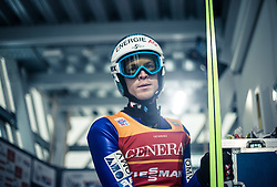 31.12.2014, Olympiaschanze, Garmisch Partenkirchen, GER, FIS Ski Sprung Weltcup, 63. Vierschanzentournee, Training, im Bild /Michael Hayboeck (AUT) / during Trial Jump of 63rd Four Hills Tournament of FIS Ski Jumping World Cup at the Olympiaschanze, Garmisch Partenkirchen, Germany on 2014/12/31. EXPA Pictures © 2014, PhotoCredit: EXPA/ JFK