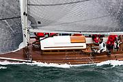Nashua sailing in the Opera House Cup regatta.