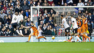 Johnny Russell scores the first goal of the game for Derby - Football - Sky Bet Championship - Derby County vs Wolverhampton Wanderers - iPro Stadium Derby - Season 2014/15 - 8th November 2014 - Photo Malcolm Couzens/Sportimage