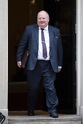 © licensed to London News Pictures. London, UK 26/06/2013. Eric Pickles, Secretary of State for Communities and Local Government attending cabinet meeting in Downing Street on Wednesday, 26 June 2013. Photo credit: Tolga Akmen/LNP