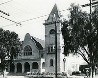 1906 Methodist Episcopal Church South at Hollywood Blvd. & Vine St.