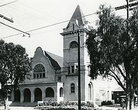 1906 Methodist Episcopal Church South at Hollywood Blvd. & Vine St.