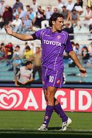 Fotball<br /> Serie A Italia<br /> Foto: Graffiti/Digitalsport<br /> NORWAY ONLY<br /> <br /> Roma 16/10/2005 <br /> <br /> Lazio v Fiorentina 1-0<br /> <br /> Luca Toni Fiorentina