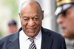 June 5, 2017 - Norristown, Pennsylvania, U.S - BILL COSBY, walks up to the court house in Montgomery county to attend the start of his sexual assault trial (Credit Image: © Ricky Fitchett via ZUMA Wire)