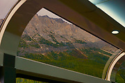 Canadian Rockies via Rocky Mountaineer train, Banff National Park