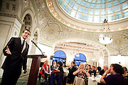 Growing Home 7th Annual Benefit Dinner photograph taken at Chicago Cultural Center in Chicago, IL. Photography by Andrew Collings Photography, Inc. June 11, 2009.