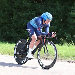 31-08-2017: Wielrennen: Boels Ladies Tour: Roosendaal  <br />Linda Villumsen