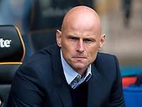 Football - The Championship- Wolverhampton Wanderers v Leicester City -  Wolves' manager Stale Solbakken at Molineux