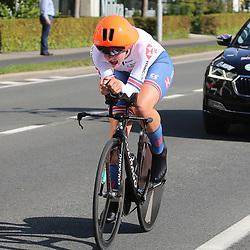 BRUGGE (BEL): CYCLING: SEPTEMBER 21th: <br /> Zoe Backstedt 2nd