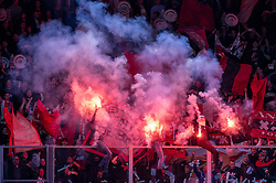 15-05-2019 NED: De Graafschap - Ajax, Doetinchem<br /> Round 34 / It wasn't really exciting anymore, but after the match against De Graafschap (1-4) it is official: Ajax is champion of the Netherlands / Ajax support