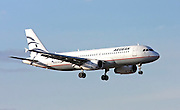 Aegean Airlines, Airbus A320-232. .