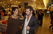 Tracey Emin and Mat Collishaw. Matthew Collings book launch / Mat Collishaw<br />