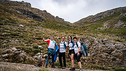 The fourth WeHike2ChangeDiabetes 2021 challenge promised to be a very special version! We have been walking in the beautiful regions of Babia en Bierzo (Spain). This time we walked parts of differents routes like the Senda de Bas, Nueva Senda Olvidada, Canales Romanos CN2, Camino Real and finally the last part of the camino Francés into Santiago. Day 2 - Torrestío - Lagos de Somiedo - Torrestio