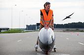 Laatste training in Nederland -  Last training