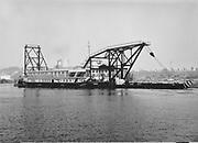 "Ackroyd 17735-1 ""Port of Portland. copy neg of dredge Oregon (copied 1972)"