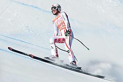 23.01.2011, Tofana, Cortina d Ampezzo, ITA, FIS World Cup Ski Alpin, Lady, Cortina, SuperG, im Bild Ausfall Andrea Fischbacher (AUT, #20) // Andrea Fischbacher (AUT) during FIS Ski Worldcup ladies SuperG at pista Tofana in Cortina d Ampezzo, Italy on 23/1/2011. EXPA Pictures © 2011, PhotoCredit: EXPA/ J. Groder