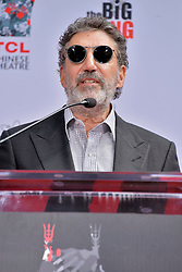 May 1, 2019 - Los Angeles, Kalifornien, USA - Chuck Lorre bei der 'The Big Bang Theory' Handprints Ceremony am TCL Chinese Theatre Hollywood. Los Angeles, 01.05.2019 (Credit Image: © Future-Image via ZUMA Press)