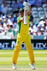 Marcus Stoinis of Australia - Mandatory by-line: Robbie Stephenson/JMP - 29/06/2019 - CRICKET - Lords - London, England - New Zealand v Australia - ICC Cricket World Cup 2019 - Group Stage