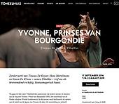 yvonne, prinses van bourgondië | pers&print&promo