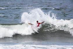 Felipe Toledo of Brazil advances to round 4 after placing second in round 3 heat 8 ​of the 2018 Hawaiian Pro at Haleiwa, Oahu, Hawaii, USA.