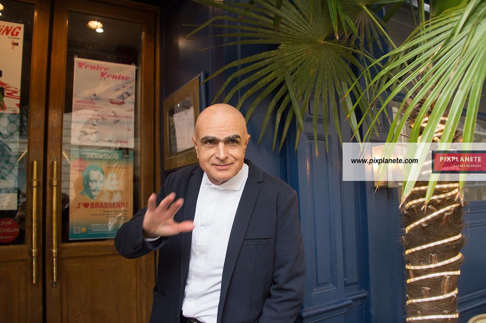 Lug Lang Prix Medicis 2019 Prix Medicis 2019 Vendredi 8 Novembre 2019 restaurant la Méditerranée  Paris