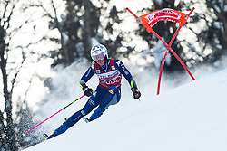Marta Bassino (ITA) during the Ladies' Giant Slalom at 57th Golden Fox event at Audi FIS Ski World Cup 2020/21, on January 17, 2021 in Podkoren, Kranjska Gora, Slovenia. Photo by Vid Ponikvar / Sportida
