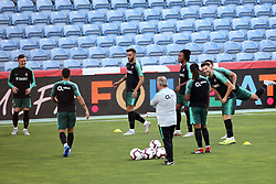 September 6, 2018 - Na - Loulé, 05/09/2018 - National Team AA: Preparation for the League of Nations: Adaptive training for the preparation match with Croatia at the Estádio Algarve. (Credit Image: © Atlantico Press via ZUMA Wire)