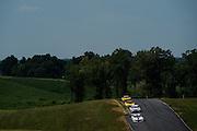 August 23, 2015: IMSA GT Race: Virginia International Raceway  GT racing action with Viper, BMW and Corvette