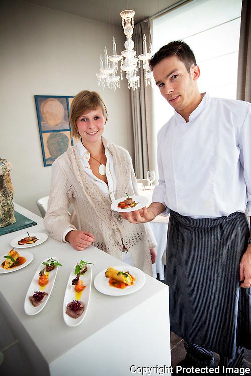 356044-Restaurant &Lounge 7Senses-Gastvrouw Stephanie Claeys en chefkok Jeroen Moerenhaut-Langestraat 219 Zandhoven