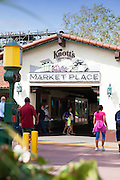 Knott's Berry Farm Entrance