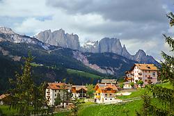 Moena Italy, Dolomite Mountains, South Tyrol