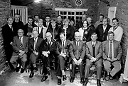Beaufort Golf Club first agm with Frank Coffey in 1990 with Arthur Spring, the Mcgill family and Tim Thompson.<br /> Now & Then - MacMONAGLE photo archives.<br /> Picture by Don MacMonagle -macmonagle.com<br /> Facebook - @killarneynowandthen