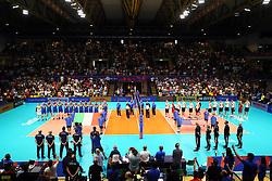 ITALIA - USA<br /> VOLLEYBALL NATIONS LEAGUE 2018<br /> MODENA 24-06-2018<br /> FOTO GALBIATI - RUBIN