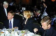 Robert F. Boyle, Nicole Kidman & Ewan McGregor.Hollywood Movie Awards Gala.For The Hollywood Film Festival.Beverly Hilton Hotel.Los Angeles, CA, USA.August 06, 2001.Photo by Celebrityvibe.com..