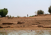 River Landscape - Podor Senegal