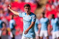 August 5, 2018 - Brahim Díaz of Manchester City during the 2018 FA Community Shield match between Chelsea and Manchester City at Wembley Stadium, London, England on 5 August 2018. (Credit Image: © AFP7 via ZUMA Wire)
