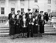 21/06/1958 <br /> 06/21/1958<br /> 21 June 1958<br /> <br /> Irish Red Cross - President's Trophy