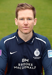Middlesex's Eoin Morgan during the media day at Lord's Cricket Ground, London.