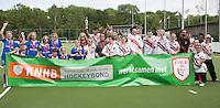 Amstelveen - De Winnaars. NK LG Hockey KNHB in samenwerking met de Dirk Kuyt Foundation. . COPYRIGHT KOEN SUYK