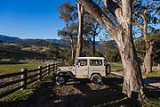 The Dryridge Estate, Blue Mountains Winery, Megalong Valley, NSW, Australia.