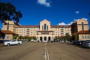 Araxa_MG, Brasil.<br /> <br /> Ouro Minas Grande Hotel no Complexo do Barreiro em Araxa, Minas Gerais.<br /> <br /> Ouro Minas Grande Hotel in Barreiro Complex in Araxa, Minas Gerais.<br /> <br /> Foto: RODRIGO LIMA / NITRO