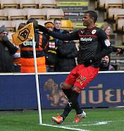 Wolverhampton Wanderers v Cardiff City 240213