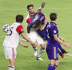 D.C. United vs Orlando City - 31 May 2017