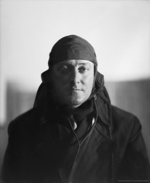 Captain Arthur Sydney Wilcockson, Aviation Pioneer, England, 1929