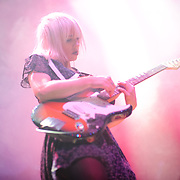 The Joy Formidable @ The Pageant, 2011
