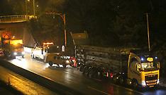 M3 Lorry Strike
