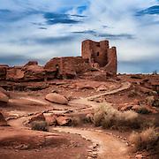 Wupatki Indian Ruins