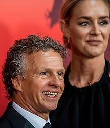 21-12-2016 NED: Sportgala NOC * NSF 2016, Amsterdam<br /> In de Amsterdamse RAI vindt het traditionele NOC NSF Sportgala weer plaats / Jan Lammers (Zandvoort, 2 juni 1956) is een Nederlands autocoureur, wiens bijnaam Jantje luidt, Jan met partner Mariska Hoyinck.