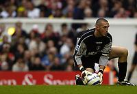 Fotball<br /> Premier League England<br /> 2004/2005<br /> Foto: Colorsport/Digitalsport<br /> NORWAY ONLY<br /> <br /> 02.10.2004<br /> <br /> Arsenal v Charlton<br /> <br /> Dean Kiely